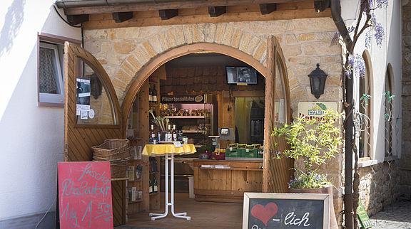Der Hofladen der Familie Walter in Gönnheim - hier gibt es nicht nur Spargel!