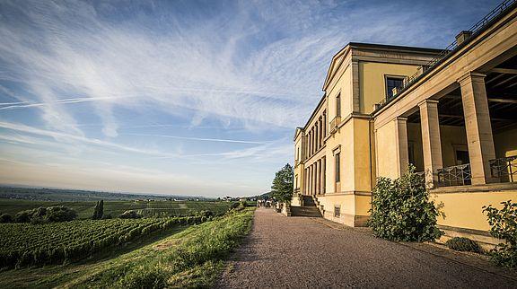 Villa Ludwigshöhe Edenkoben. ©Thomas Kujat