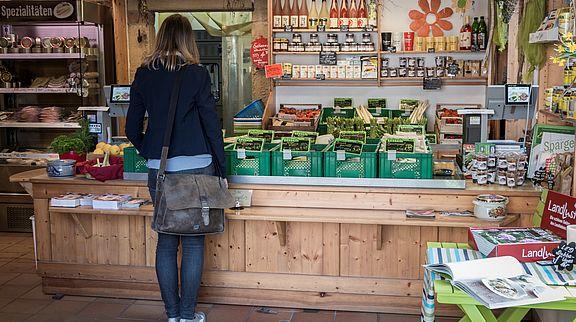 Ein Paradies an regionalen Köstlichkeiten - die Hofläden entlang der Deutschen Weinstraße