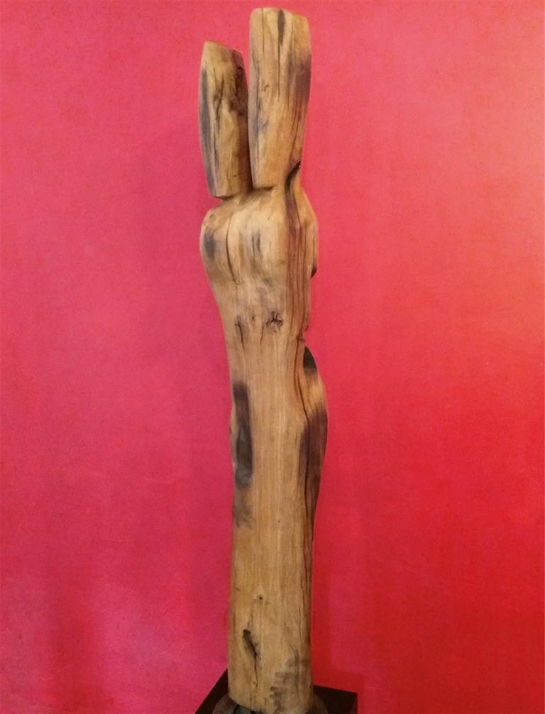 Skulptur Willie M. Hoffelder