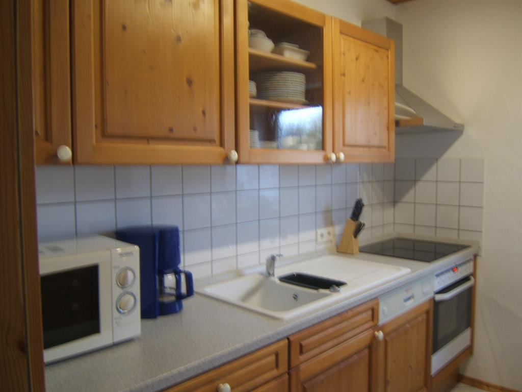 Küche Kornfeld