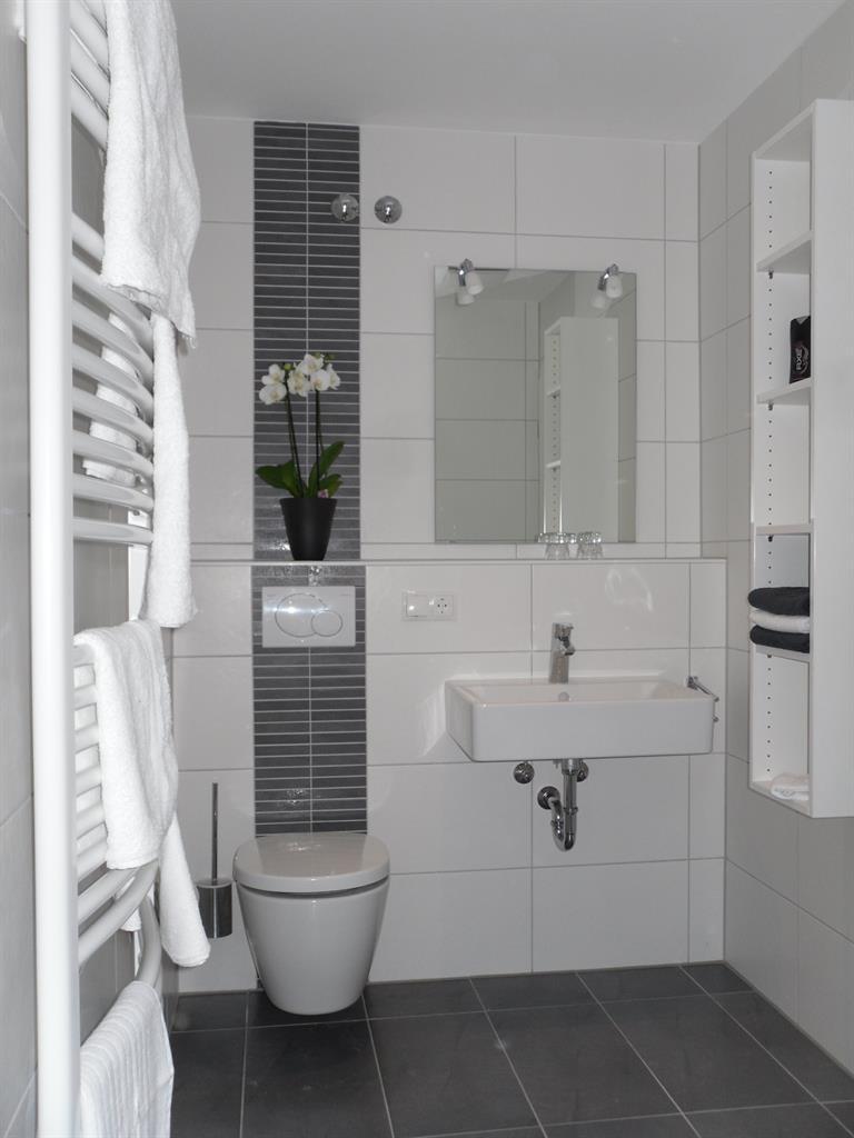 Ausstattung Bad Doppelzimmer