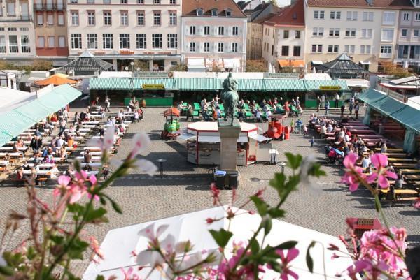 Fest des Federweisen in Landau