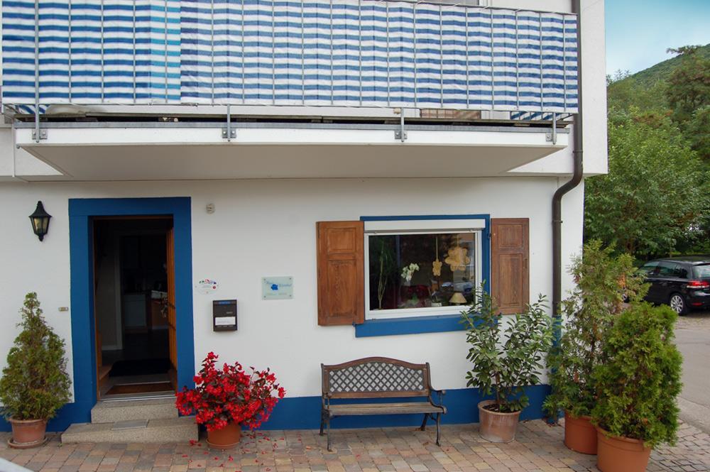 Haus zum Weinbiet, Eingangsbereich