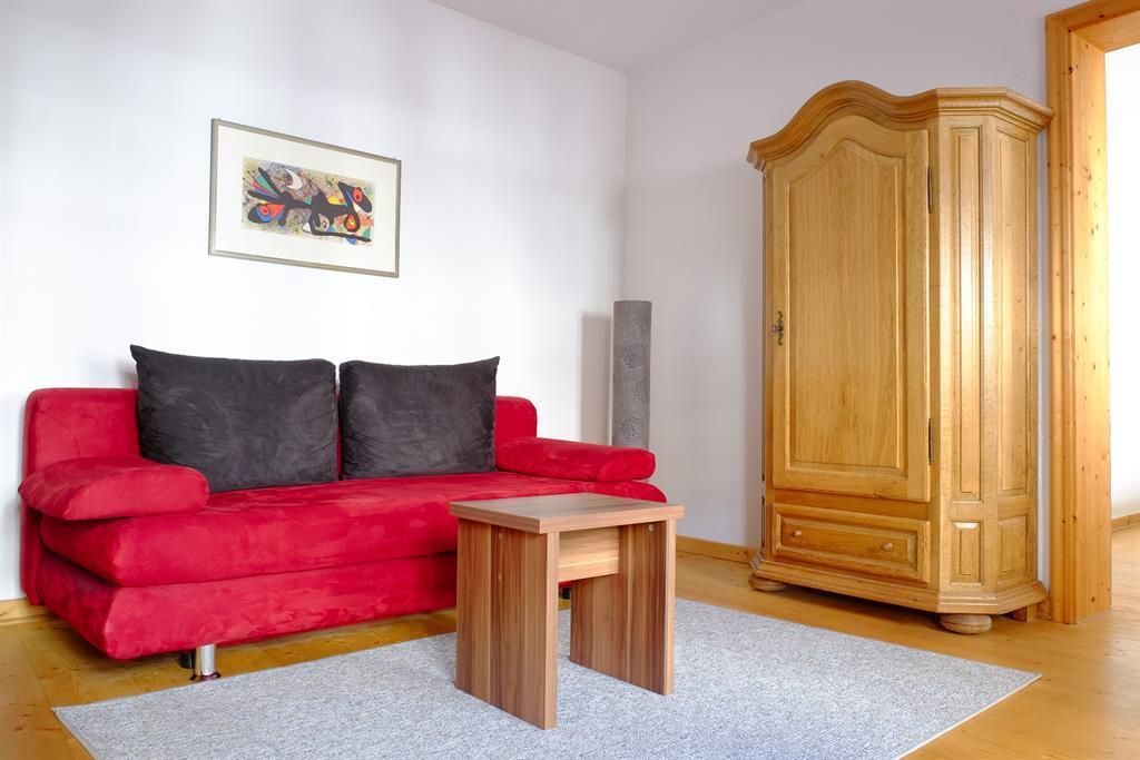Wohnzimmer Appartement 1