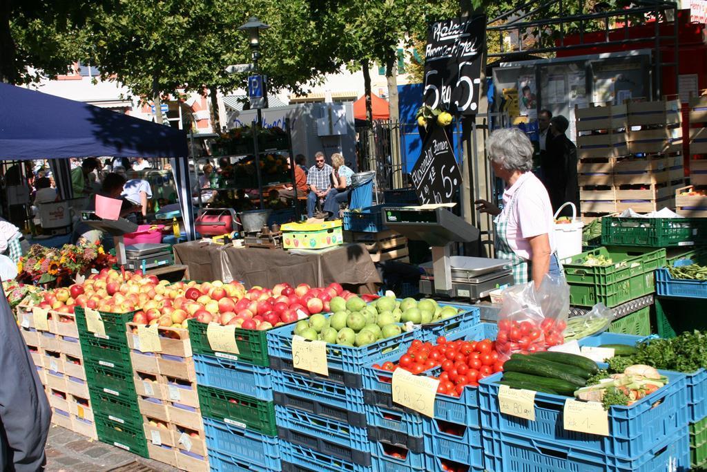 Bauernmarkt Obst