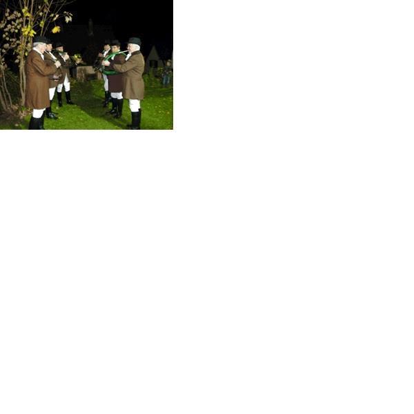 Jagdhornbläser