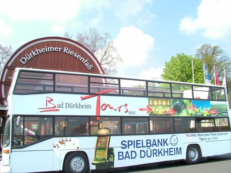 Cabrio-Bus