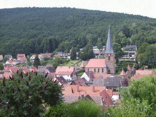 Kirche in Dörrenbach