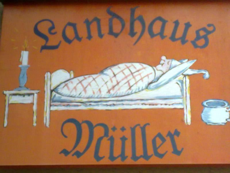 Landhaus Müller Logo