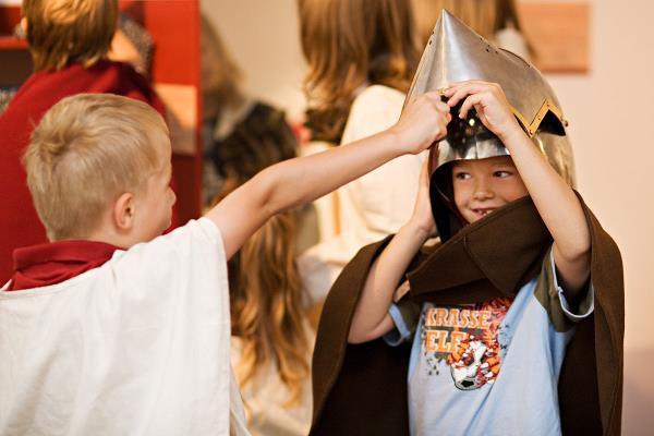 Mittelaltermarkt_Kinder