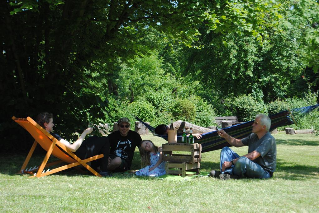 Entspannung Pur im Stiftspark