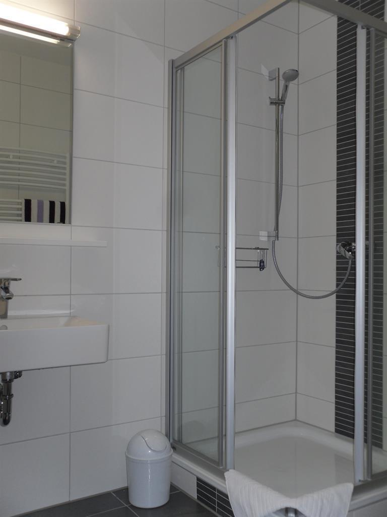 Dusche, Toilette Fewo 1,2