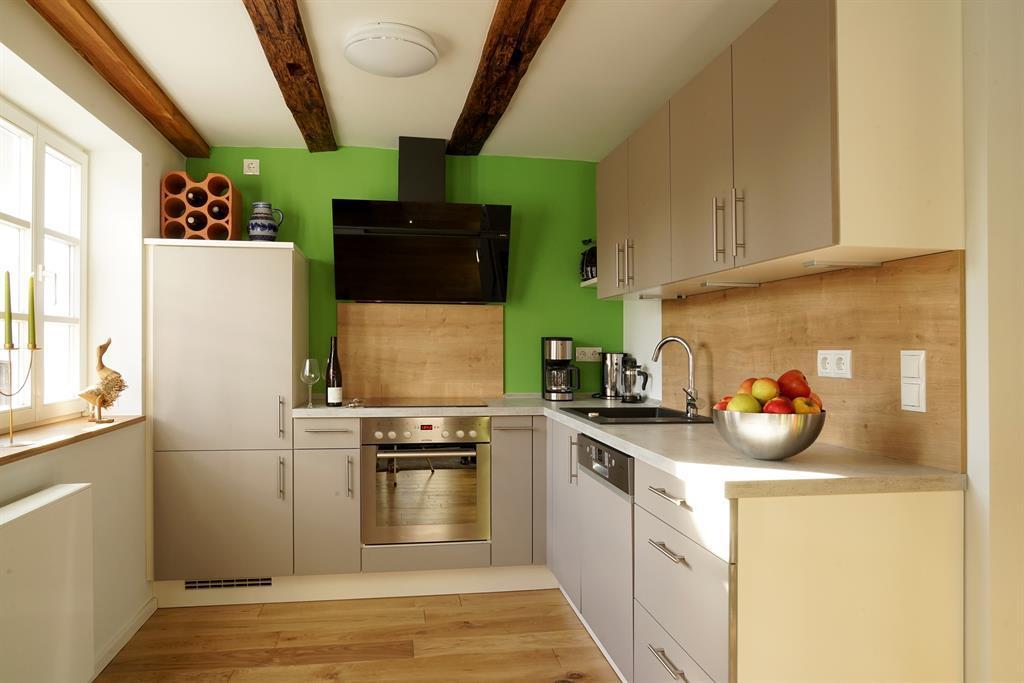 Gästehaus Martinshof Fewo 1 Küche