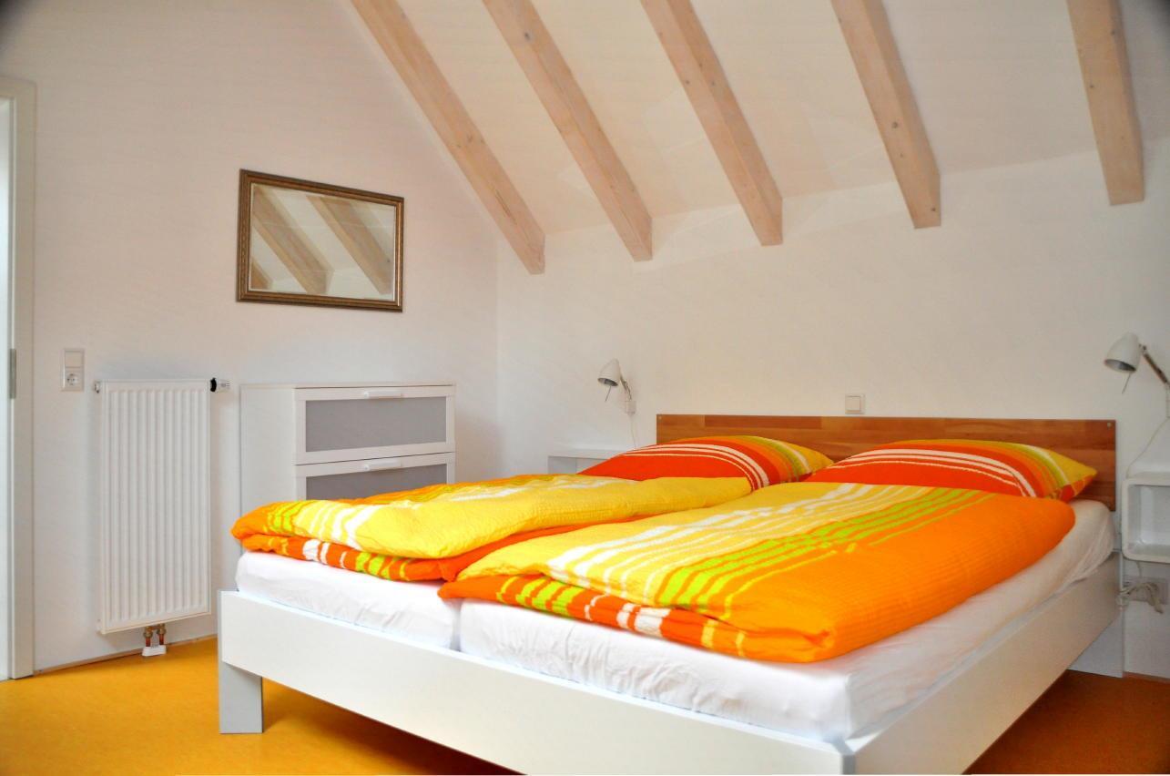 Rosenbühl - Schlafzimmer 1. OG