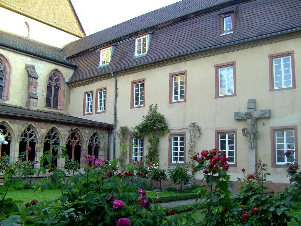 Kreuzgang Augustinerkirche
