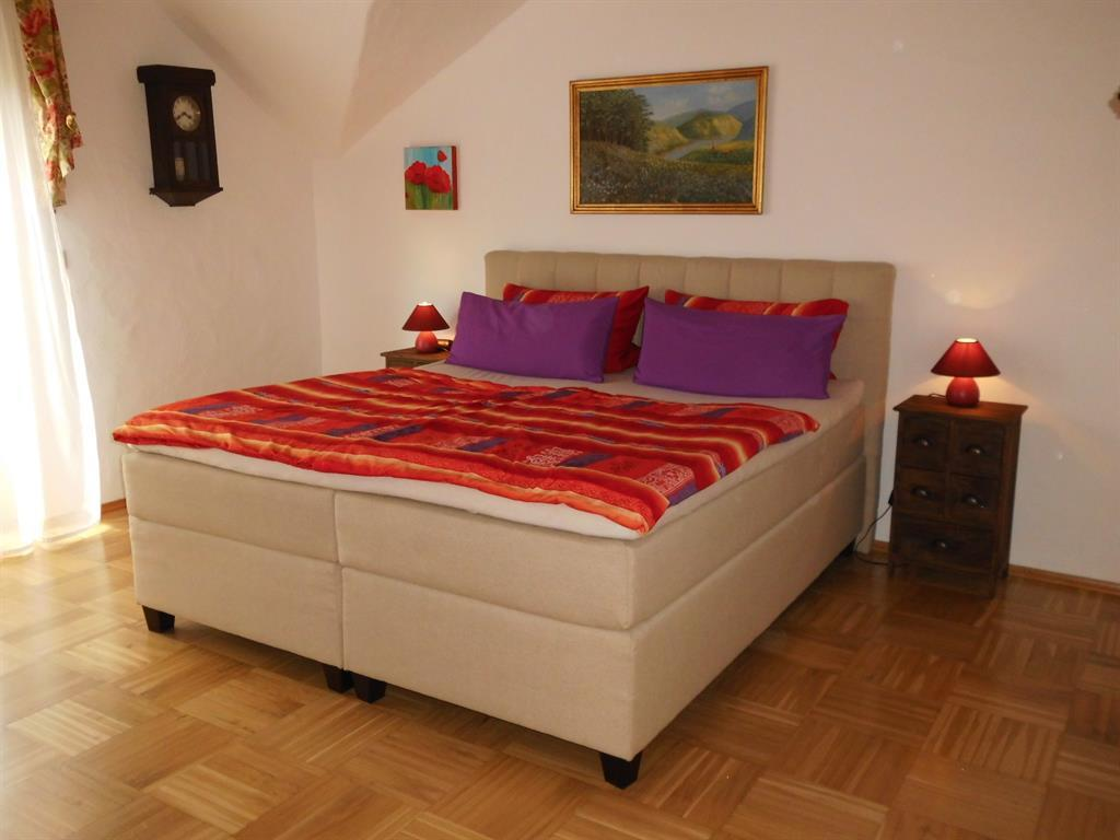 Schlafzimmer Wiesenblume